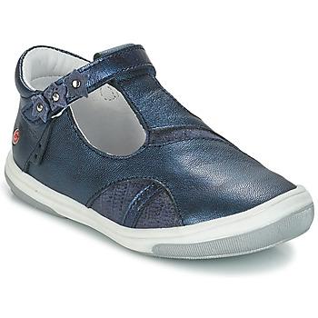 鞋子 女孩 平底鞋 GBB SHAKIRA 蓝色