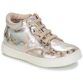 鞋子 女孩 球鞋基本款 GBB SACHA 米色 / 银色