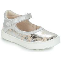 鞋子 女孩 平底鞋 GBB SAKURA 银灰色 / 米色