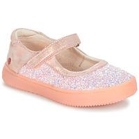 鞋子 女孩 平底鞋 GBB SAKURA 玫瑰色