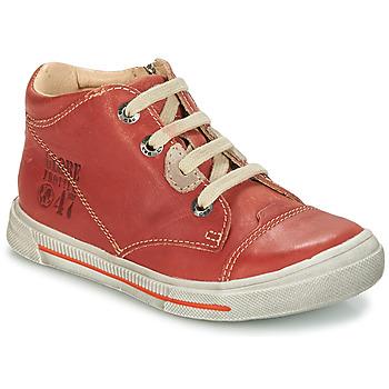 鞋子 男孩 短筒靴 GBB SYLVAIN 红色