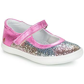 鞋子 女孩 平底鞋 GBB PLACIDA 玫瑰色