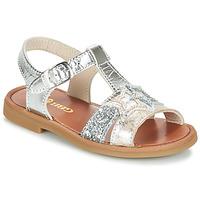鞋子 女孩 凉鞋 GBB SHANTI Vts / 银色