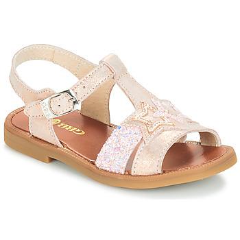 鞋子 女孩 凉鞋 GBB SHANTI 玫瑰色
