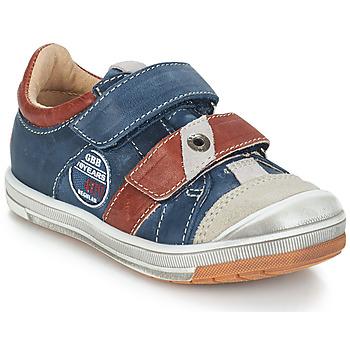 鞋子 男孩 球鞋基本款 GBB SERGE 蓝色 / 灰色 / 红色