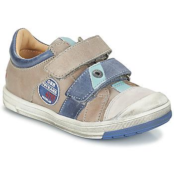 鞋子 男孩 球鞋基本款 GBB SERGE 灰色 / 蓝色