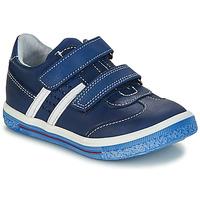 鞋子 男孩 短筒靴 GBB STALLONE Vte / 海蓝色