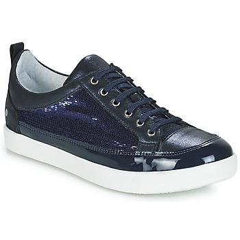 鞋子 女孩 球鞋基本款 GBB ISIDORA 蓝色 / 海蓝色