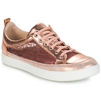 鞋子 女孩 球鞋基本款 GBB ISIDORA 玫瑰色