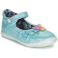 鞋子 女孩 平底鞋 Catimini SITELLE 蓝色