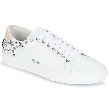 鞋子 女士 球鞋基本款 Ash 艾熙 DAZED 白色 / 玫瑰色
