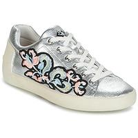 鞋子 女士 球鞋基本款 Ash 艾熙 NAK BIS 银色