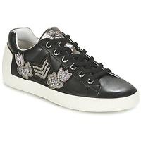 鞋子 女士 球鞋基本款 Ash 艾熙 NAK-AR 黑色
