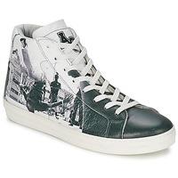 鞋子 男士 高帮鞋 American College BREAKDANCE 黑色 / 白色