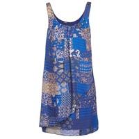 衣服 女士 短裙 Desigual OFFOELA 蓝色