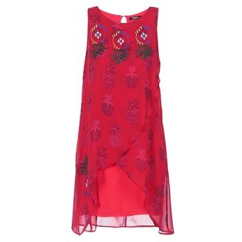 衣服 女士 短裙 Desigual DORIJE 红色