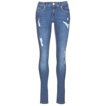 衣服 女士 紧身牛仔裤 Kaporal LOKA 蓝色 / Edium