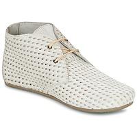 鞋子 女士 短筒靴 Maruti GIMLET 白色