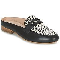 鞋子 女士 休闲凉拖/沙滩鞋 Maruti BELIZ 黑色 / 白色