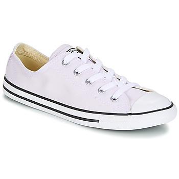 鞋子 女士 球鞋基本款 Converse 匡威 Chuck Taylor All Star Dainty Ox Canvas Color 白色
