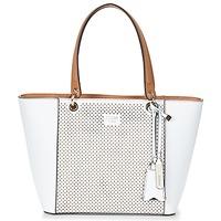 包 女士 购物袋 Guess KAMRYN TOTE 白色