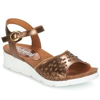 鞋子 女士 涼鞋 Felmini BRONZINO 古銅色