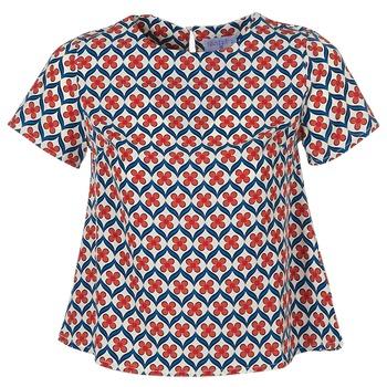 衣服 女士 女士上衣/罩衫 Compania Fantastica PINBOL 红色 / 蓝色