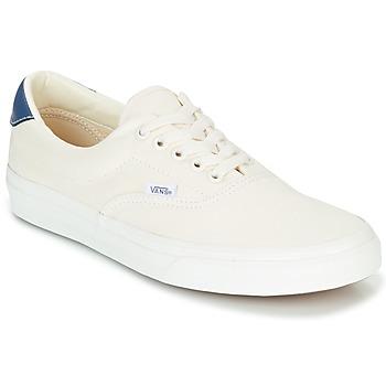 鞋子 球鞋基本款 Vans 范斯 ERA 白色