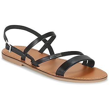 鞋子 女士 凉鞋 Les Tropéziennes par M Belarbi BADEN 黑色