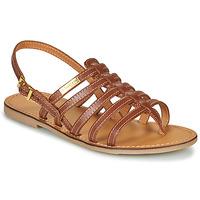鞋子 女士 凉鞋 Les Tropéziennes par M Belarbi HERILO 棕色