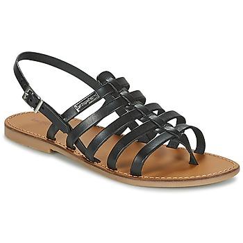 鞋子 女士 凉鞋 Les Tropéziennes par M Belarbi HERILO 黑色