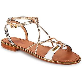 鞋子 女士 凉鞋 Les Tropéziennes par M Belarbi HIRONDEL 白色