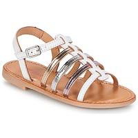 鞋子 女孩 涼鞋 Les Tropéziennes par M Belarbi MONGUE 白色