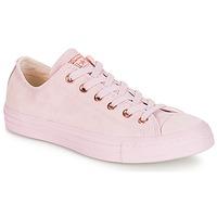 鞋子 女士 球鞋基本款 Converse 匡威 Chuck Taylor All Star-Ox 玫瑰色