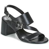 鞋子 女士 凉鞋 Lauren Ralph Lauren FLORIN 黑色