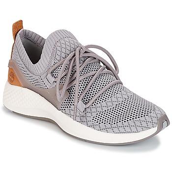 鞋子 女士 球鞋基本款 Timberland 添柏岚 FLYROAM GO 灰色