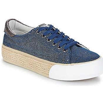 鞋子 女士 球鞋基本款 MTNG ERTIMOR 海蓝色
