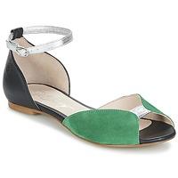 鞋子 女士 凉鞋 Betty London INALI 黑色 / 银色 / 绿色
