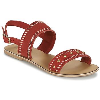鞋子 女士 凉鞋 Betty London IKARI 红色
