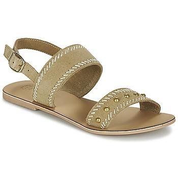 鞋子 女士 凉鞋 Betty London IKARI 米色