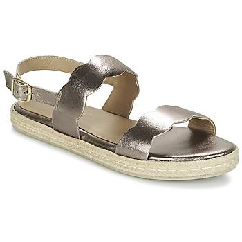 鞋子 女士 凉鞋 Betty London IKARO 银灰色