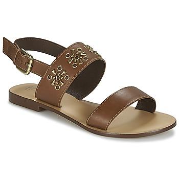 鞋子 女士 凉鞋 Betty London IKIMI 棕色