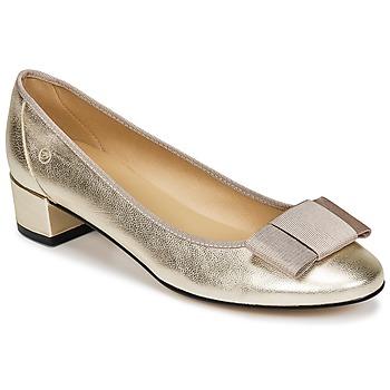 鞋子 女士 平底鞋 Betty London IRAFONE 金色