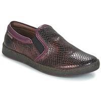 鞋子 女孩 平底鞋 Pataugas JLIP-S-J4A 波尔多红