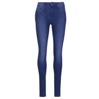 衣服 女士 牛仔铅笔裤 Pepe jeans REGENT 蓝色