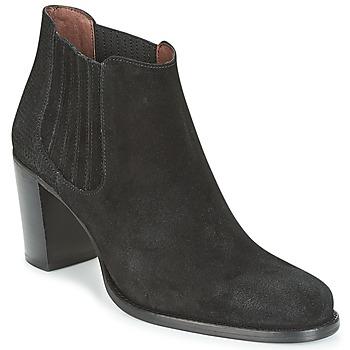 鞋子 女士 短靴 MURATTI PIUMA PPIU 黑色