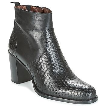 鞋子 女士 短靴 MURATTI RUSTIK PRSM 黑色