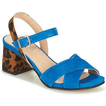 鞋子 女士 凉鞋 Fericelli IMOLGA 蓝色