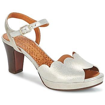 鞋子 女士 凉鞋 Chie Mihara UNDIA 银灰色