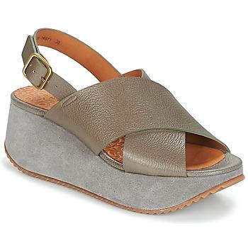 鞋子 女士 凉鞋 Chie Mihara DOUGAN 灰色